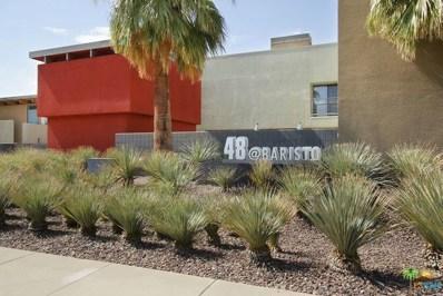 1498 E Baristo Road, Palm Springs, CA 92262 - MLS#: 17254280PS