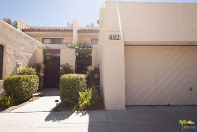 492 N Calle El Segundo, Palm Springs, CA 92262 - MLS#: 17255124PS