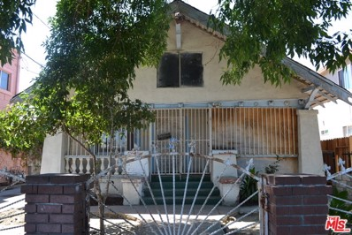 114 W 54TH Street, Los Angeles, CA 90037 - MLS#: 17255672