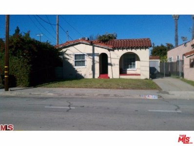849 W 98TH Street, Los Angeles, CA 90044 - MLS#: 17256438
