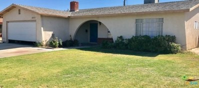 81831 Victoria Street, Indio, CA 92201 - MLS#: 17256744PS