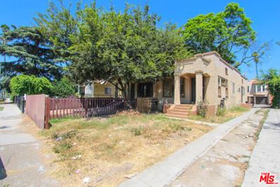 603 W 47TH Street, Los Angeles, CA 90037 - MLS#: 17256782