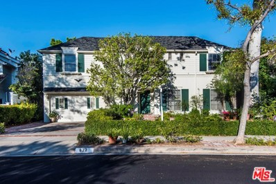 822 Thayer Avenue, Los Angeles, CA 90024 - MLS#: 17256966