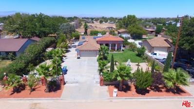 4325 W Avenue K12, Quartz Hill, CA 93536 - MLS#: 17257010