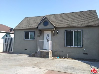 674 E 37TH Street, Los Angeles, CA 90011 - MLS#: 17257672