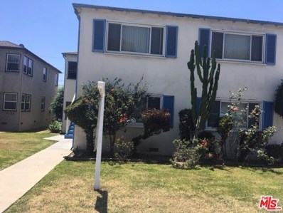 4134 W Slauson Avenue, Los Angeles, CA 90043 - MLS#: 17257914
