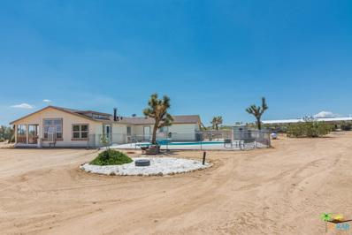 3820 Lucerne Vista Avenue, Yucca Valley, CA 92284 - MLS#: 17258886PS
