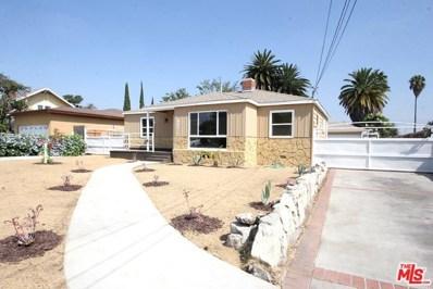 607 W Raymond Street, Compton, CA 90220 - MLS#: 17258926