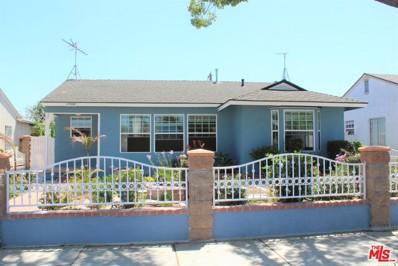 1708 Marine Avenue, Gardena, CA 90247 - MLS#: 17259456