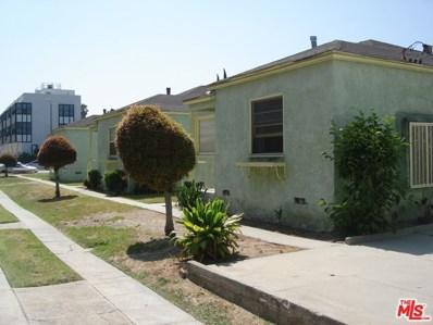 1827 S Redondo, Los Angeles, CA 90019 - MLS#: 17259580