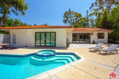 2717 Deep Canyon Drive, Beverly Hills, CA 90210 - MLS#: 17260244