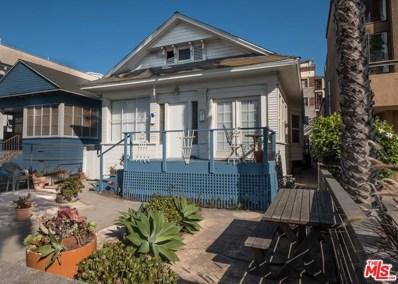 22 Dudley Avenue, Venice, CA 90291 - MLS#: 17260338