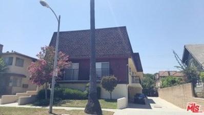 201 S Curtis Avenue UNIT C, Alhambra, CA 91801 - MLS#: 17260618