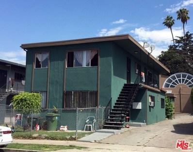3853 Montclair Street, Los Angeles, CA 90018 - MLS#: 17260768