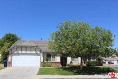 39519 Avenir Court, Palmdale, CA 93551 - MLS#: 17260990