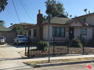 1040 W 110TH Street, Los Angeles, CA 90044 - MLS#: 17261312