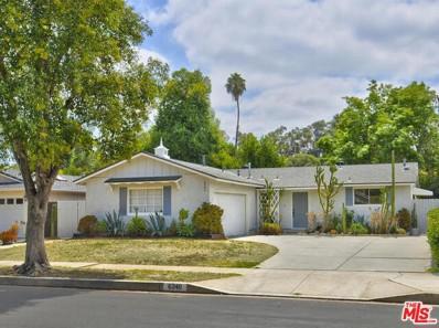 6240 Jackie Avenue, Woodland Hills, CA 91367 - MLS#: 17261326