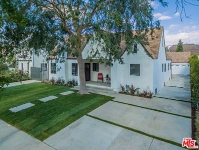 846 S Cloverdale Avenue, Los Angeles, CA 90036 - MLS#: 17261570