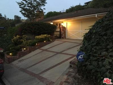 3558 Vista Haven Road, Sherman Oaks, CA 91403 - MLS#: 17261644