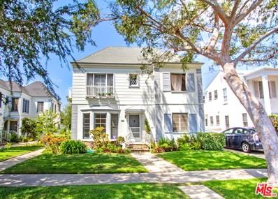 1233 S Orlando Avenue, Los Angeles, CA 90035 - MLS#: 17262100