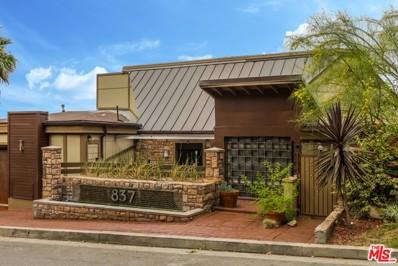 837 LINDA FLORA Drive, Los Angeles, CA 90049 - MLS#: 17262110