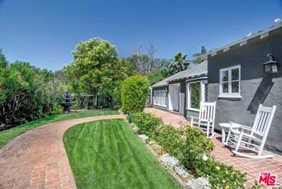 4735 Tyrone Avenue, Sherman Oaks, CA 91423 - MLS#: 17262236