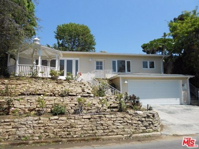 17933 Castellammare Drive, Pacific Palisades, CA 90272 - MLS#: 17262956