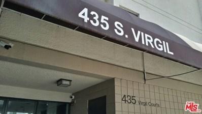 435 S Virgil Avenue UNIT 314, Los Angeles, CA 90020 - MLS#: 17263340