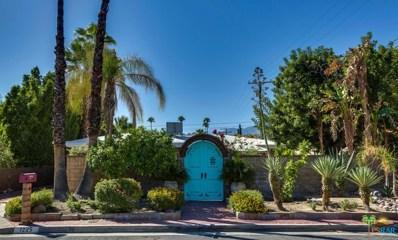 1225 E Buena Vista Drive, Palm Springs, CA 92262 - MLS#: 17264618PS