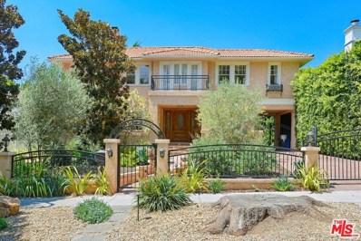 1527 N ORANGE GROVE Avenue, Los Angeles, CA 90046 - MLS#: 17264764