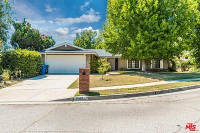 9411 Brightwood Court, Northridge, CA 91325 - MLS#: 17265000
