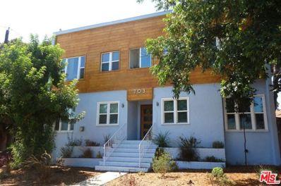 703 E Providencia Avenue, Burbank, CA 91501 - MLS#: 17265032