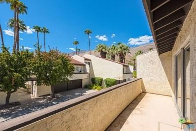 1322 S Camino Real, Palm Springs, CA 92264 - MLS#: 17265308PS