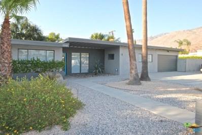 1245 Pasatiempo Road, Palm Springs, CA 92262 - MLS#: 17265376PS