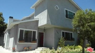 1165 S Tremaine Avenue, Los Angeles, CA 90019 - MLS#: 17266194