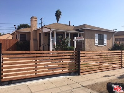 2030 S Genesee Avenue, Los Angeles, CA 90016 - MLS#: 17266218