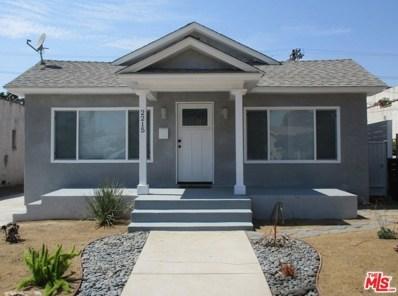 2215 S Highland Avenue, Los Angeles, CA 90016 - MLS#: 17266240