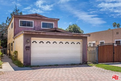 2526 E Van Buren Street, Carson, CA 90810 - MLS#: 17266934
