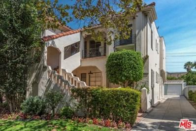 1232 S Crescent Heights, Los Angeles, CA 90035 - MLS#: 17266986