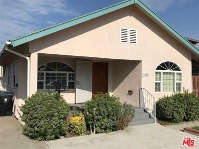3685 3RD Avenue, Los Angeles, CA 90018 - MLS#: 17267038