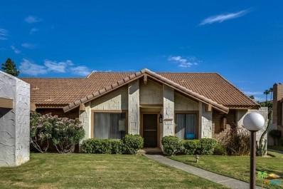 2240 Miramonte Circle UNIT A, Palm Springs, CA 92264 - MLS#: 17267122PS