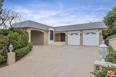570 Chalette Drive, Beverly Hills, CA 90210 - MLS#: 17267294