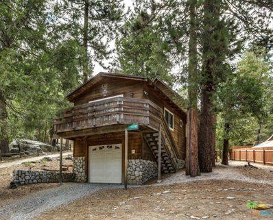 25300 Nestwa Trail, Idyllwild, CA 92549 - MLS#: 17267304PS