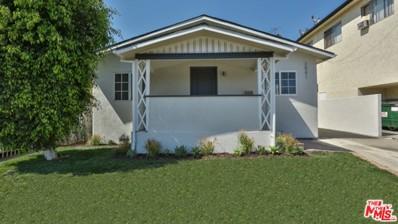 3841 Montclair Street, Los Angeles, CA 90018 - MLS#: 17267506
