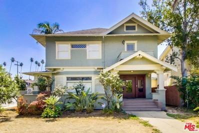 2300 W 24TH Street, Los Angeles, CA 90018 - MLS#: 17267688