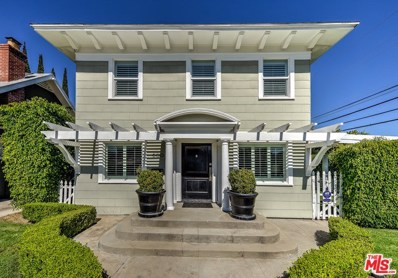 600 N Gower Street, Los Angeles, CA 90004 - MLS#: 17268006