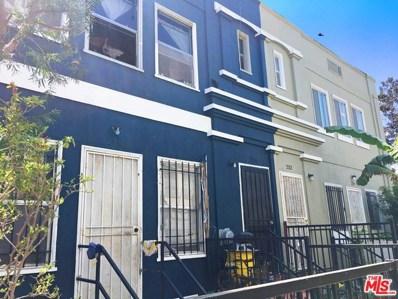 248 Columbia Place, Los Angeles, CA 90026 - MLS#: 17268078