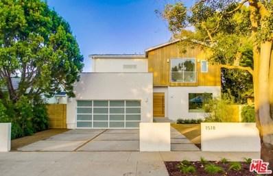 1518 Glenavon Avenue, Venice, CA 90291 - MLS#: 17268104