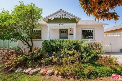 4261 Beethoven Street, Los Angeles, CA 90066 - MLS#: 17268346