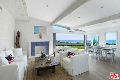 3534 Shoreheights Drive, Malibu, CA 90265 - MLS#: 17268556